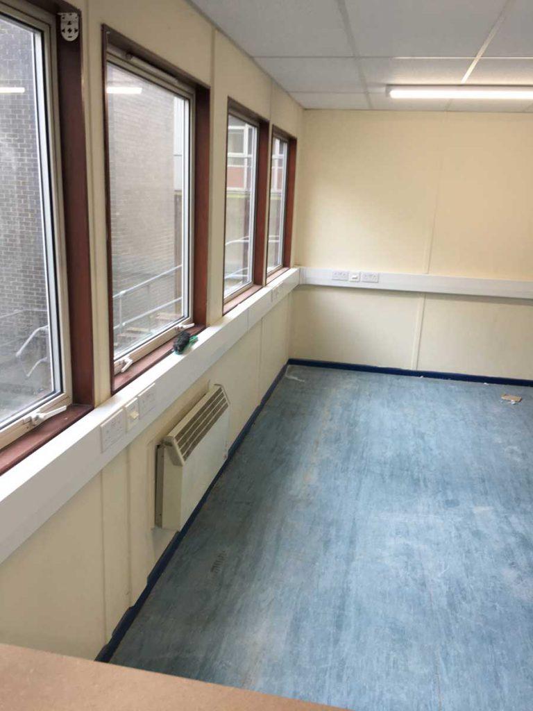 maidstone girls grammar school kent electrical installation